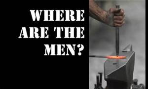where are all the men